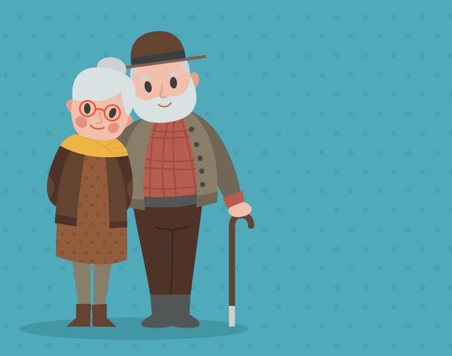 Só 30% do envelhecimento é genético; 70% são hábitos de vida