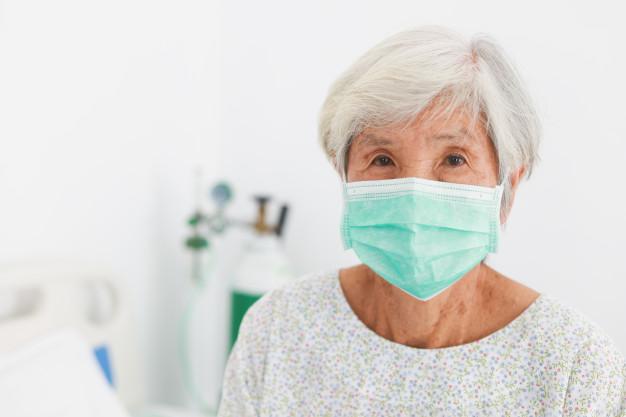 Os idosos e a pandemia