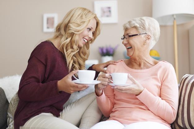 Descubra quais são os desafios para cuidar de pais idosos